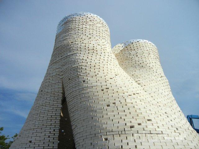 ساختمان قارچی