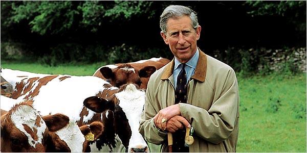 خانواده سلطنتی انگلیس به دنبال کشت ارگانیک