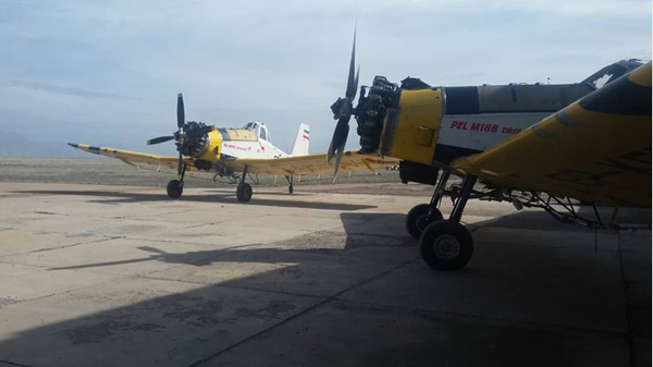 هواپیمای سمپاش