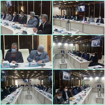 جلسه ستاد گیاهپزشکی استان لرستان